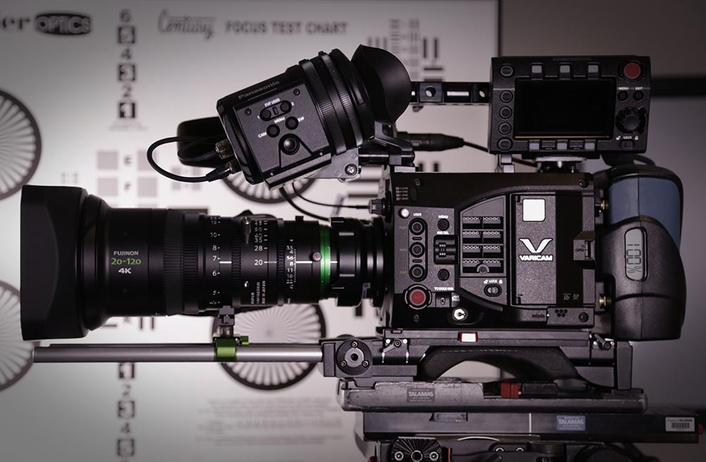 TALAMAS bOSTON PURCHASES FUJINON PREMIER and Becomes first company in New England with this new lens