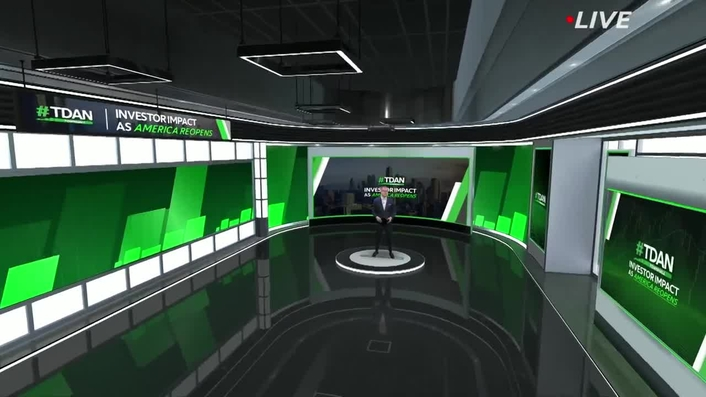 BMG services TDAN with a second virtual production studio based on InfinitySet