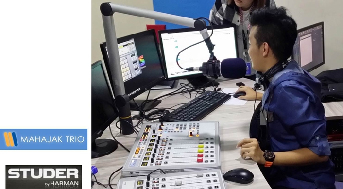 A subsidiary company of KTS Holdings Group TEAFM is a new radio station in Kuching, Malaysia