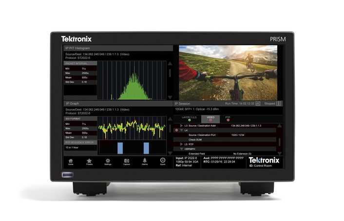 New Prism Platform Bridges the Gap between SDI and IP Worlds with Unique Ability to Correlate SDI and IP Media Signals