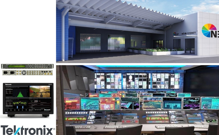 NEP Australia Selects Tektronix to Monitor  Hybrid IP/SDI Video Production Infrastructure