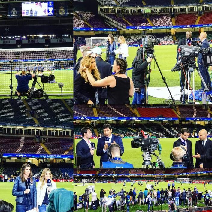 MOOV and BT Sport Choose ChyronHego for UHD Broadcast of UEFA Champions League Final