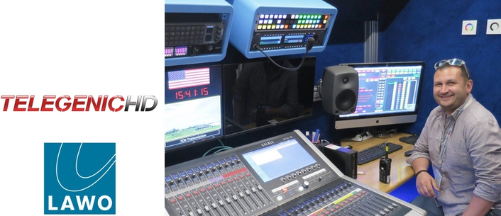 Telegenic deploys Lawo VSM in US OB truck upgrade