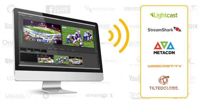 Telestream Expands Wirecast Partner Program  Enabling Easier Live Streaming to More Platforms