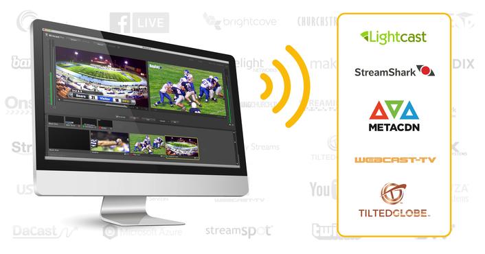 Telestream Expands Wirecast Partner Program  Enabling Easier Live Streaming to More Platforms