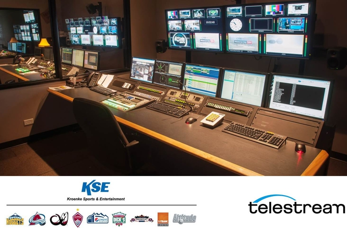 KSE now owns four Vantage systems running on Lightspeed Servers which were merged and configured into a load-balanced array by KSE's technology partner, IEEI.TV