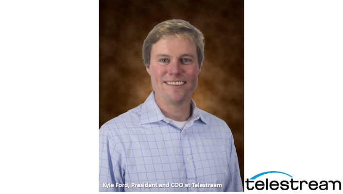Telestream Announces President and Chief Operating Officer: New Role Strengthens Leadership Team, Sharpens Focus on Continued Growth