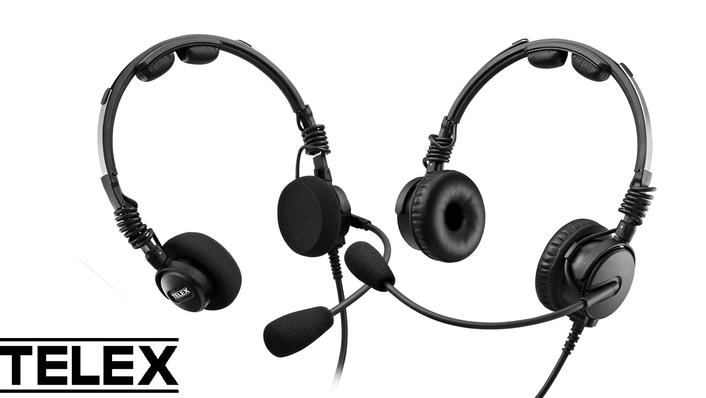 Telex industry-standard aviation headsets just got even better