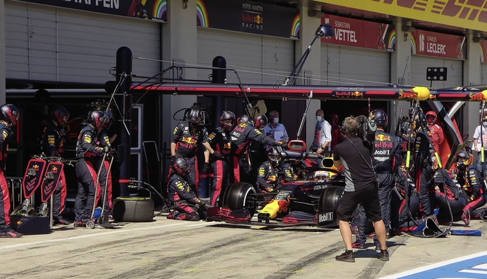 The Collectv helps F1: Drive to Survive make The Grid