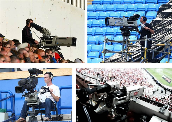 Fast and reliable highlights production workflow for over 1800 football matches per season