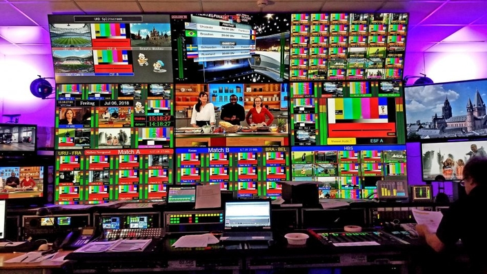 Qvest Media supports ARD and ZDF in centralised production of the World Cup