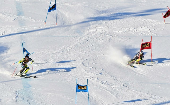 Alpine Team Event - when the joint efforts count
