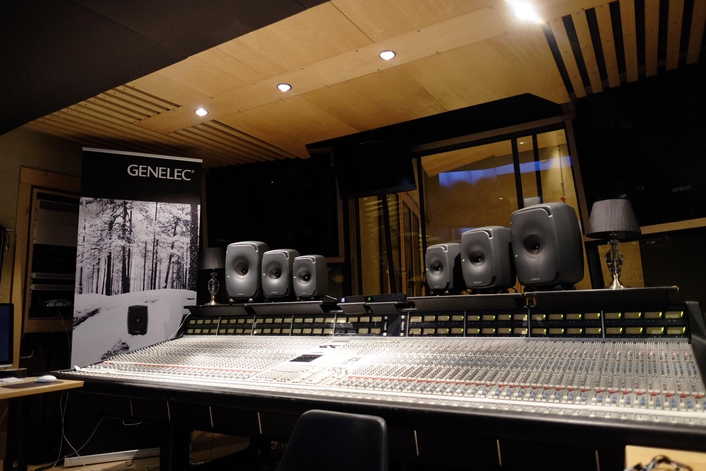 "Genelec Announces ""The Ones"" Series of Compact Coaxial Active Monitors"