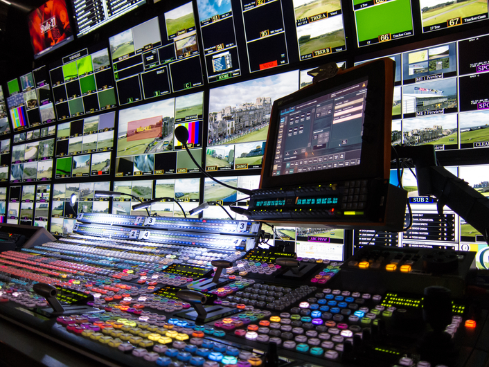 Axon's Cerebrum Helps CTV Make Light Work of The Open