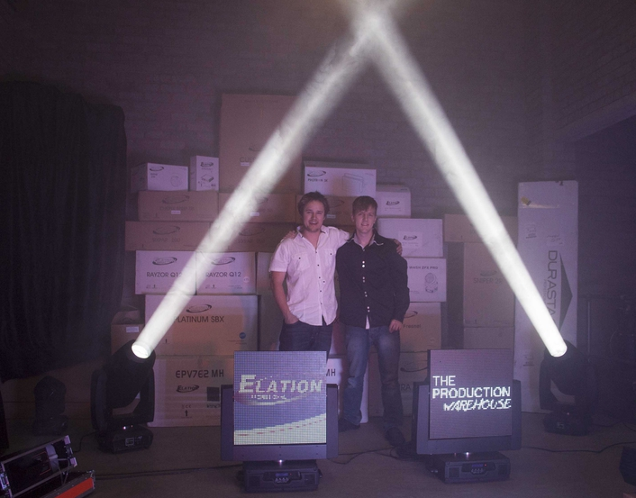 Elation Professional The Production Warehouse