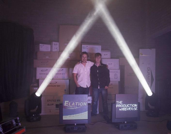 Elation Professional The Production Warehouse