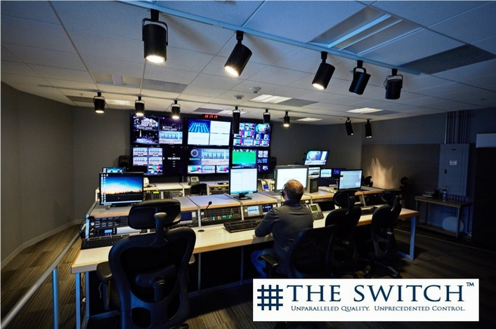 Bring it home: The Switch Expands At-Home Production Services to Meet Growing Demand for Live TV