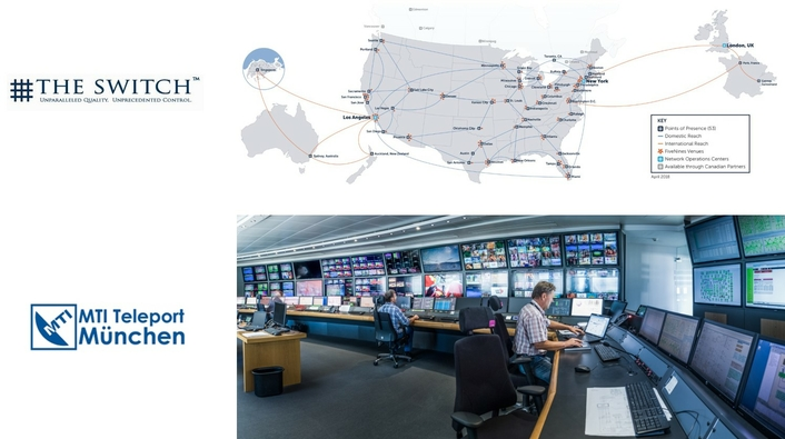 The Switch and MTI Teleport partner to extend global reach for live content delivery