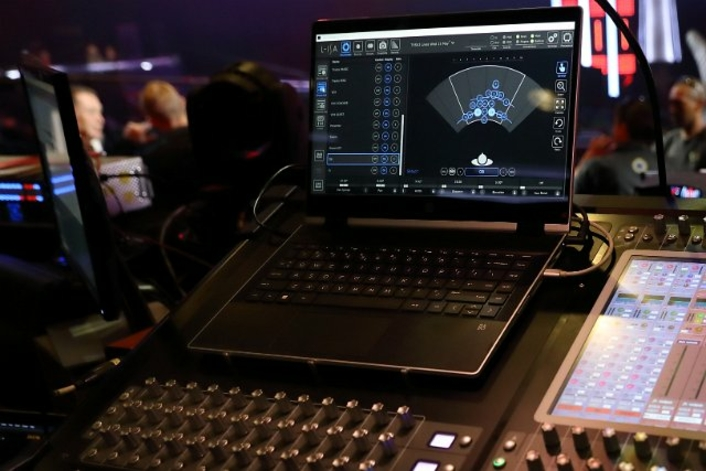 The Voice South Africa hears the future of sound with L-ISA and DiGiCo