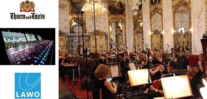 """Tonmeister Carsten Kümmel created a concert hall ambience for the performance of Giacomo Puccini's """"La Bohème"""""""