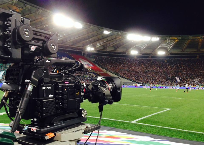 First ever HDR production of football match