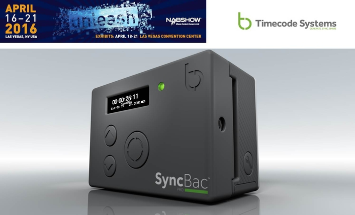 Timecode Systems Launches Timecode Sync Solution for GoPro