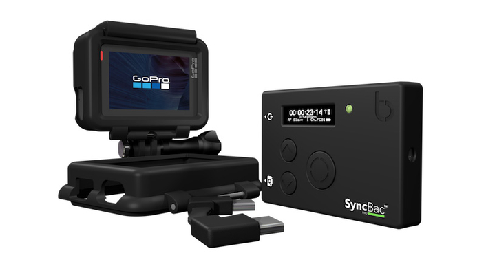 Timecode Systems Announces New Timecode-Sync Solution for GoPro® HERO6 Cameras