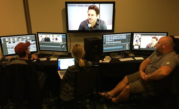 TNDV Produces Multi-Camera Streaming Media Experience for 49th Annual Country Music Awards