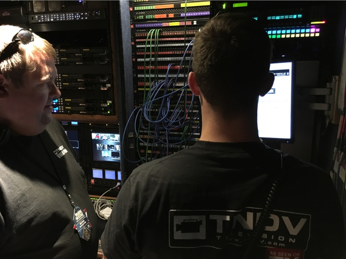 Nashville's 2016 Small Business of the Year winner deploys its two flagship trucks for a Red Carpet special, backstage interviews, and other video/audio productions for DirecTV, ABC Digital and the Country Music Association