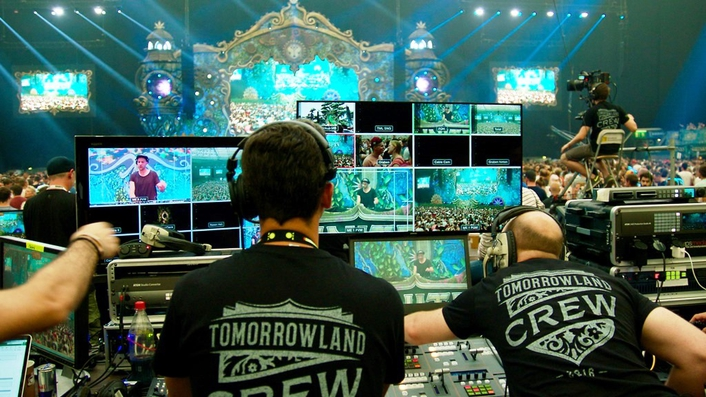 UNITE Takes the Tomorrowland EDM Experience Global with ATEM Production Switchers