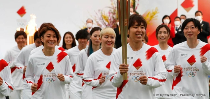 IOC congratulates Tokyo 2020 as Olympic Torch Relay gets underway in Japan