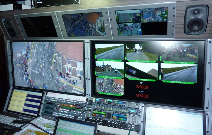 Globecast Brings the 2015 Tour de France to the World