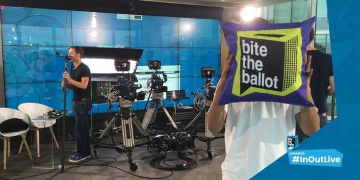 INSTALLATION OF NEW VIDEO WALL AT TRICKBOX TV'S STUDIOS