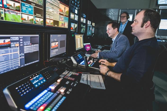 TSG 1899 Hoffenheim Upgrades Broadcast Systems with ATEM 4 M/E Broadcast Studio 4K