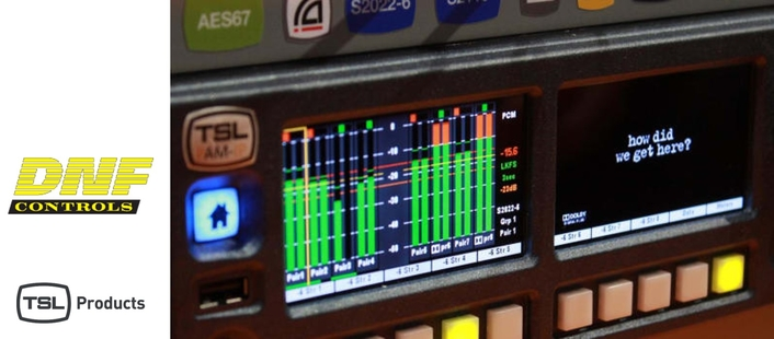 TSL Products Partners with DNF Controls To Enhance Control Systems Functionality