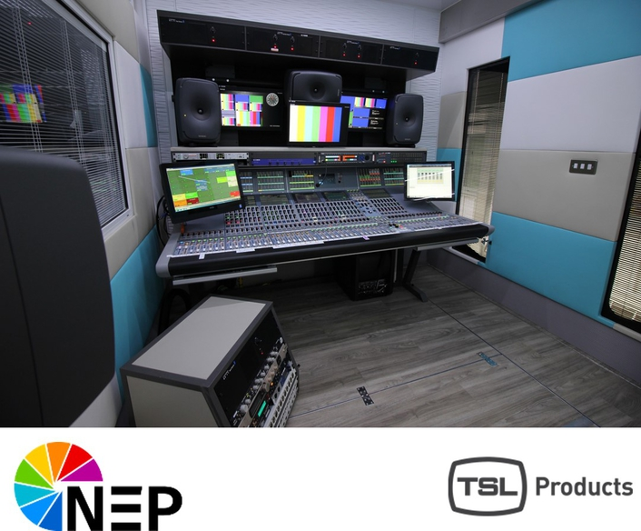 NEP UK Becomes First Company to Purchase TSL's New MPA1 Solo SDI Monitoring Products
