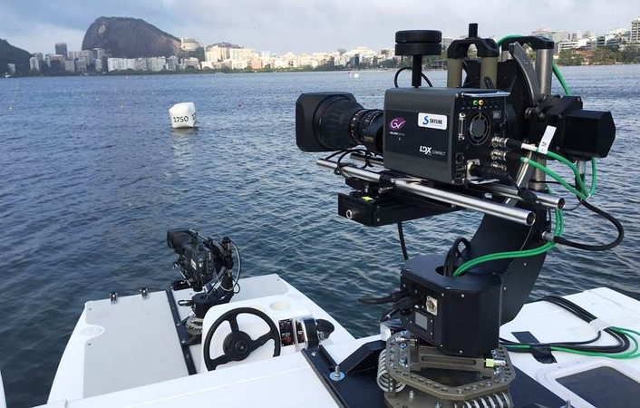 TV Skyline GmbH Purchases 21 LDX Series Cameras from Grass Valley to Offer 4K Services on its Newest Mobile Production Unit