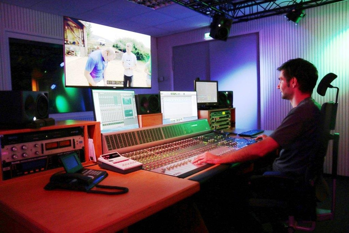 TVN opens 3D audio studio in Hannover, Germany