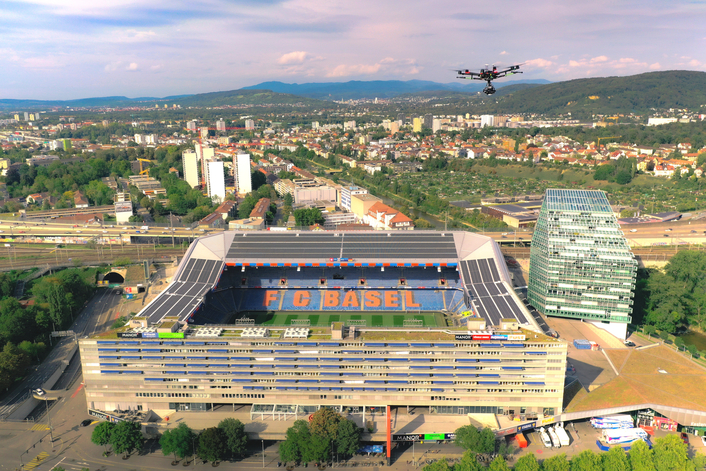 TVN Live-Copter – the professional broadcast setup for aerial video