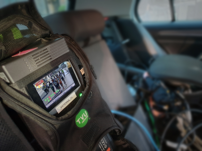 Slovenia's largest marathon covered by Planet TV with TVU Networks solutions