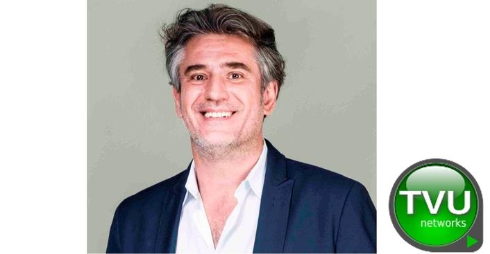Broadcast Industry Veteran David Jorba Joins TVU Networks  as European Managing Director