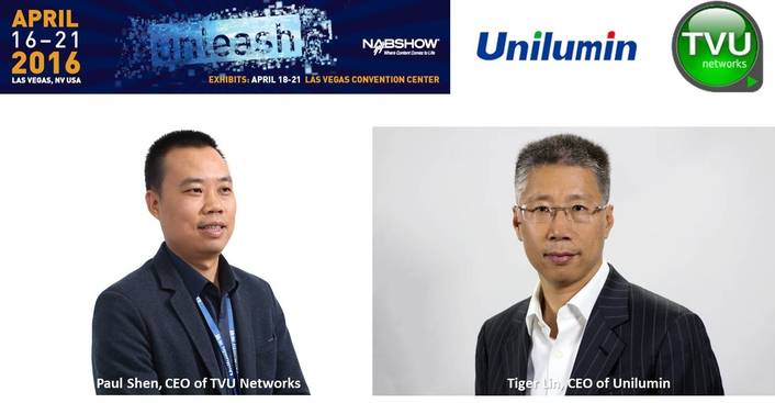 TVU NETWORKS AND UNILUMIN GROUP FORM STRATEGIC PARTNERSHIP
