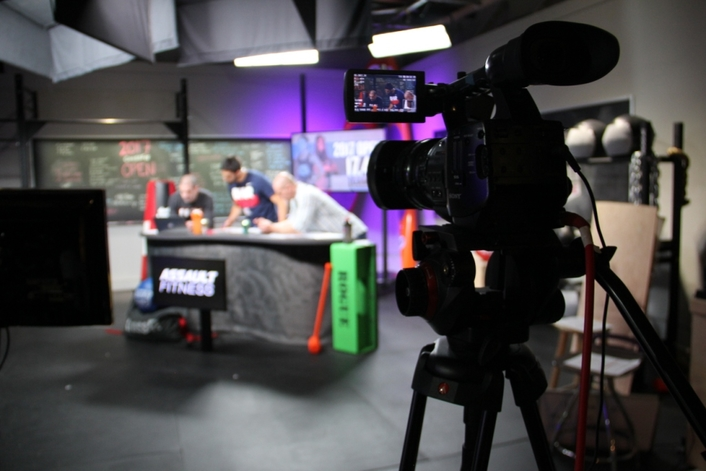 CrossFit Games Open 17.4 Event Synchronized Between Multiple Cameras and Live Streamed from Mexico City