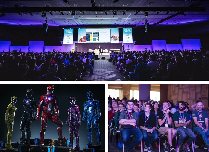 Twitch Leverages NewTek IP Series for its Primary Stage Show to Deliver Convention Content with Ease and Efficiency