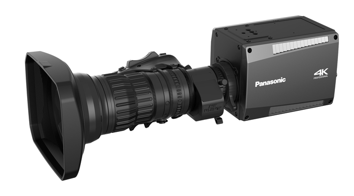 4K, MOIP and HDR on the agenda for Panasonic at IBC