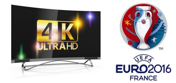 ATEME provides 4K-UHD HEVC encoding for major European football tournament