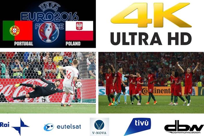 Rai kicks off Euro 2016 Ultra HD service with Eutelsat