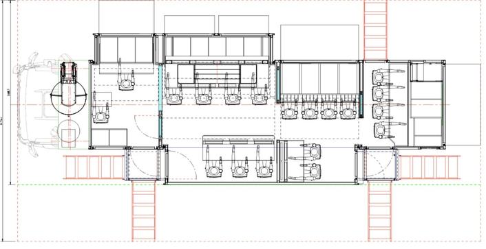 Timeline\TV, UHD1, Floor Plan