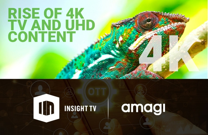 Insight TV Taps Amagi for OTT Distribution in the U.S., U.K., Spain and Indonesia