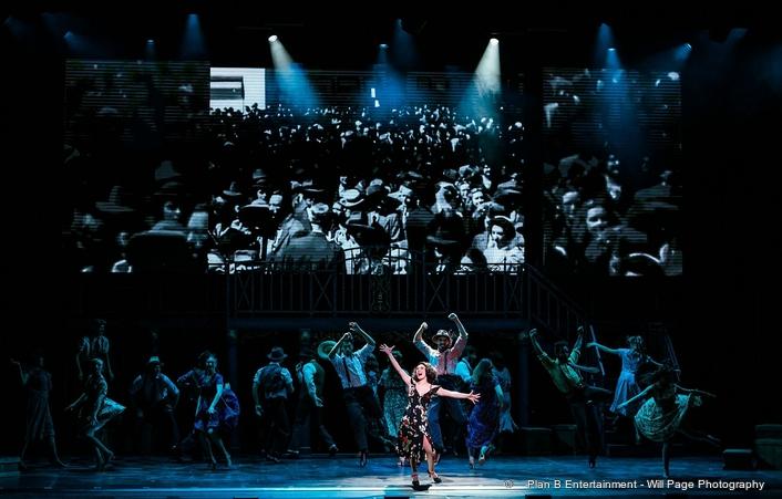 """Outstanding"" Vari-Lite VLZ Profile meets every challenge  for Evita"